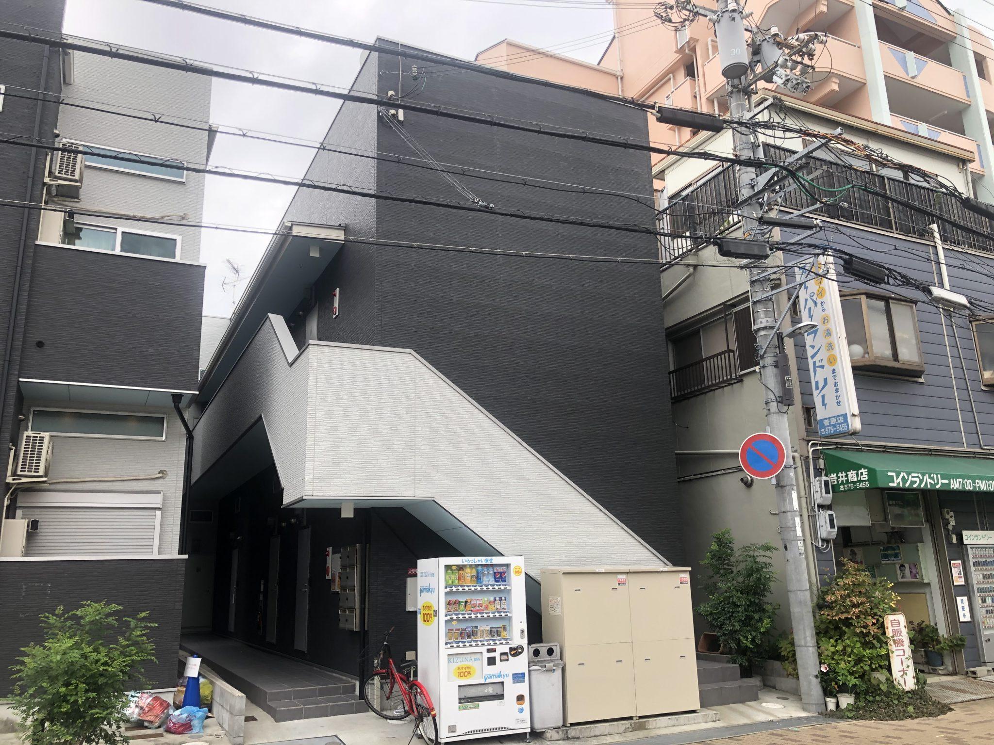 神戸,賃貸.1K,ロフト付き,築浅,駅近,収納
